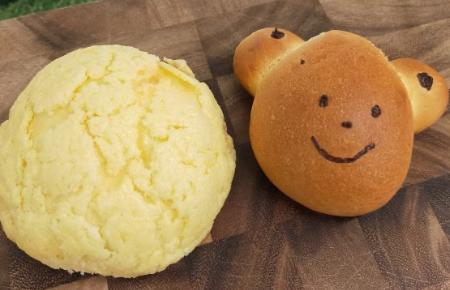 うきうきパン作り体験